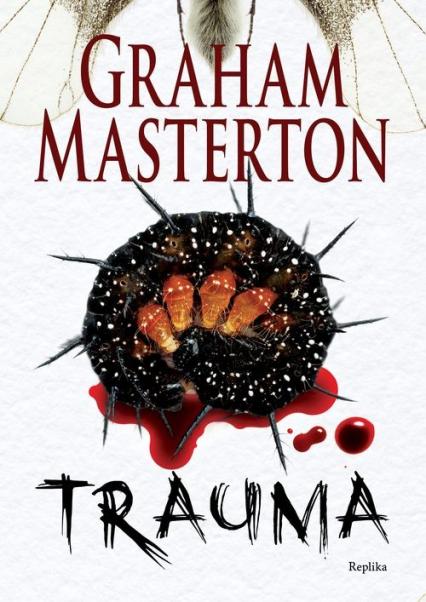 Trauma - Graham Masterton | okładka