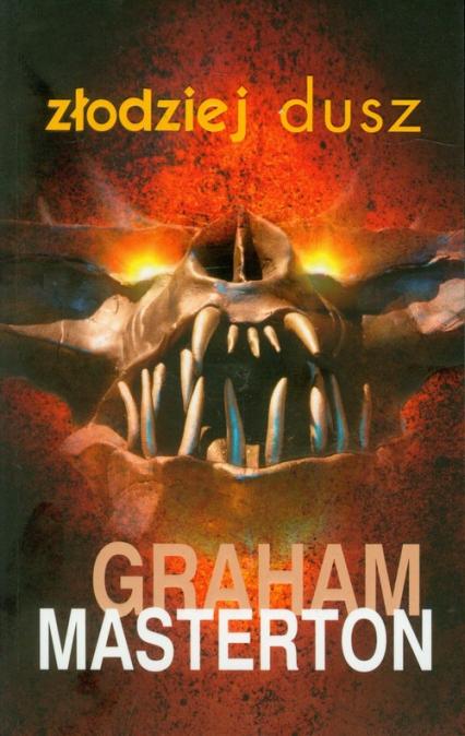 Złodziej dusz - Graham Masterton | okładka