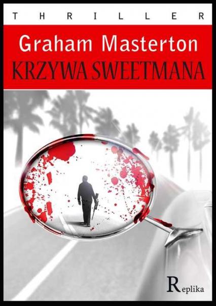 Krzywa Sweetmana - Graham Masterton | okładka