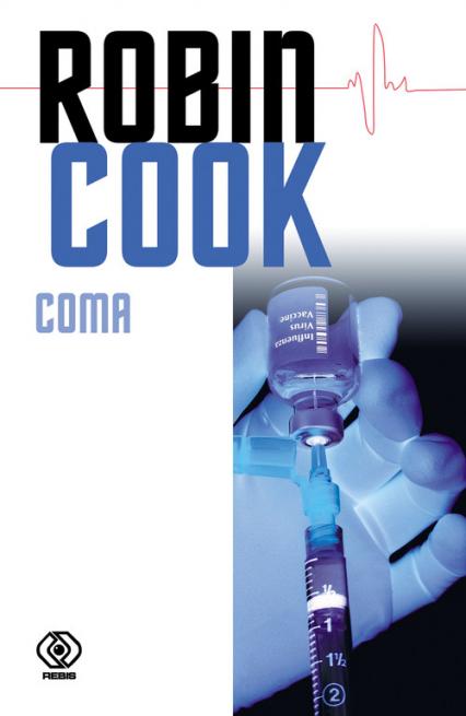 Coma - Robin Cook | okładka