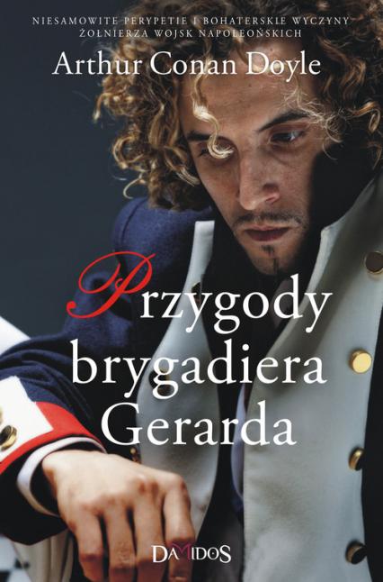 Przygody brygadiera Gerarda - Doyle Arthur Conan | okładka