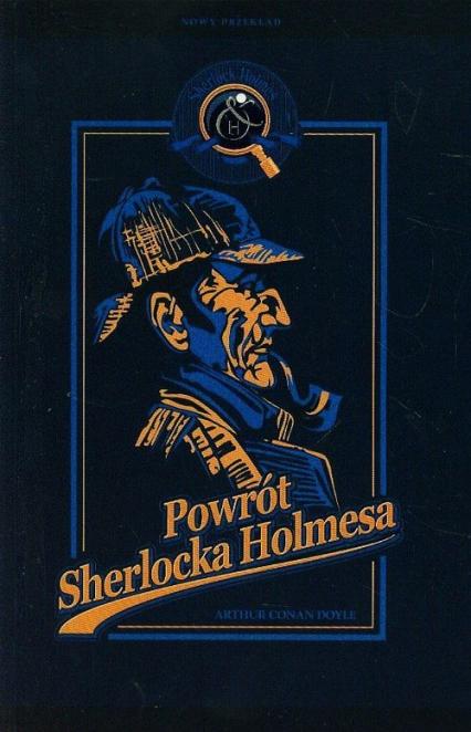 Sherlock Holmes. Powrót Sherlocka Holmesa - Doyle Arthur Conan | okładka