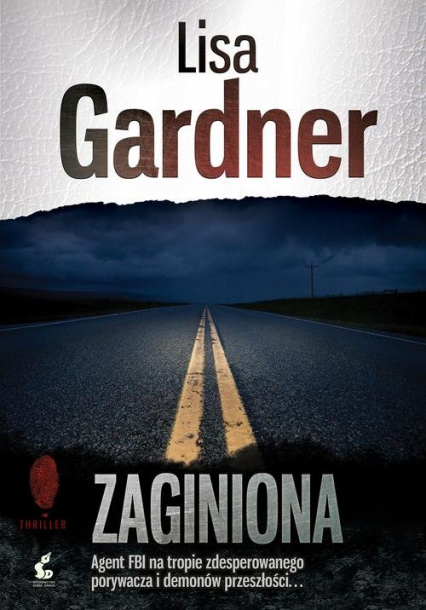 Zaginiona - Lisa Gardner | okładka
