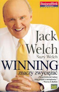 Winning znaczy zwyciężać - Welch Jack, Welch Suzy | okładka