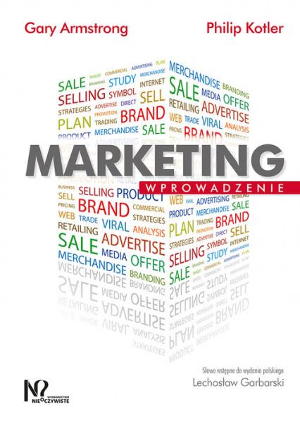 Marketing Wprowadzenie - Armstrong Gary, Kotler Philip | okładka