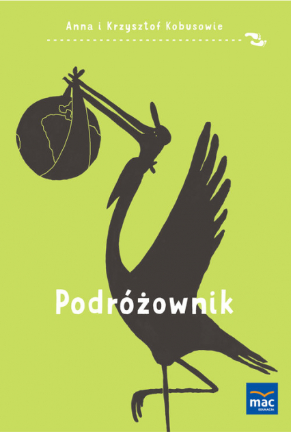 Podróżownik - Kobus Anna, Kobus Krzysztof | okładka