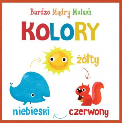 Kolory -  | okładka