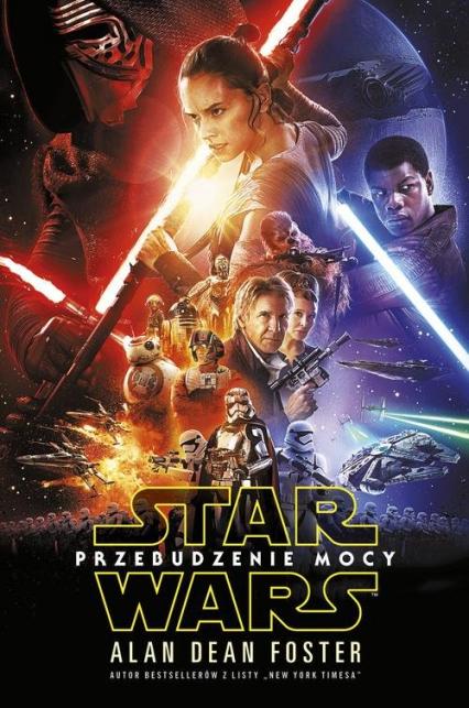 Star Wars. Przebudzenie mocy - Dean Foster Alan | okładka