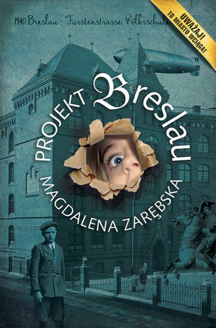 Projekt Breslau - Magdalena Zarębska | okładka
