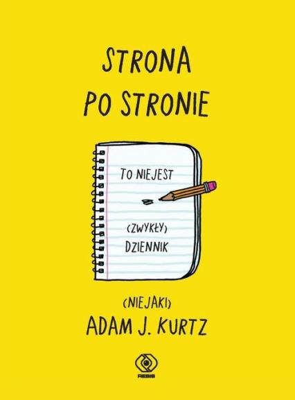 Strona po stronie - Kurtz Adam J.   okładka