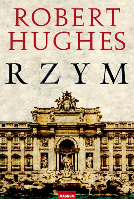 Rzym - Robert Hughes | okładka