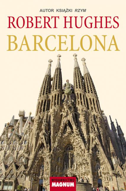 Barcelona - Robert Hughes | okładka