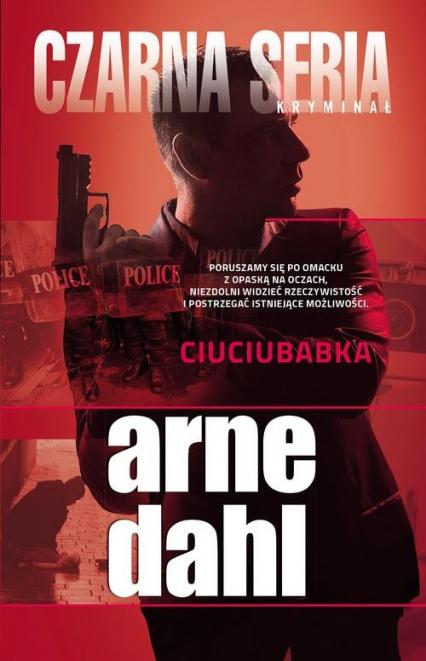 Ciuciubabka - Arne Dahl | okładka