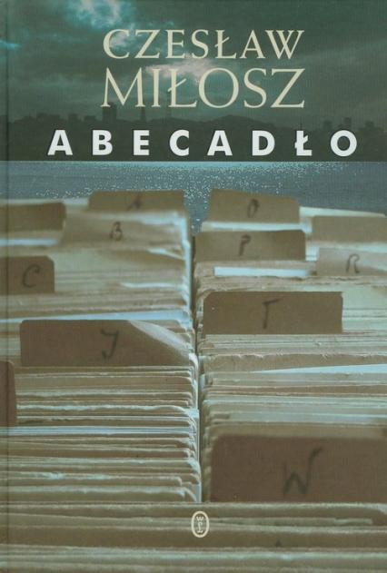 Abecadło - Czesław Miłosz | okładka