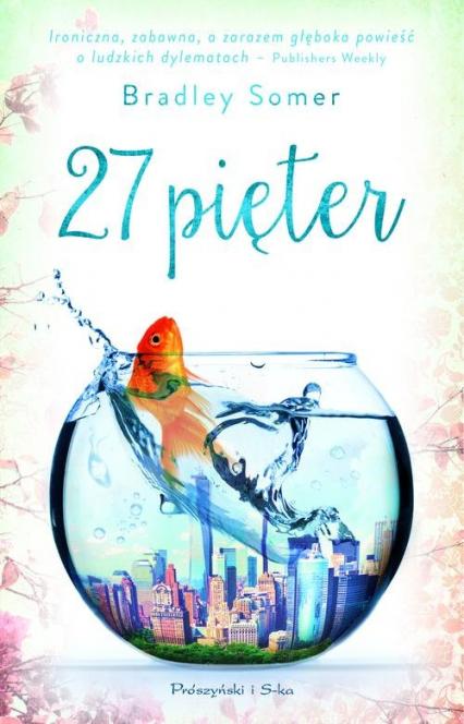 27 pięter - Bradley Somer | okładka