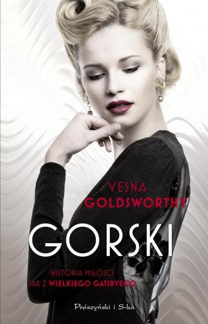 Gorski - Vesna Goldworthy | okładka