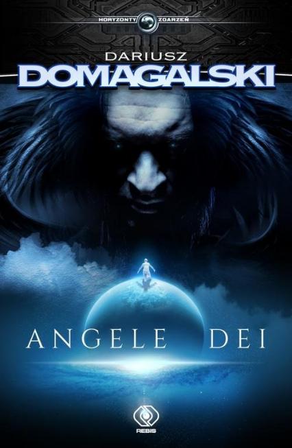 Angele Dei - Dariusz Domagalski | okładka
