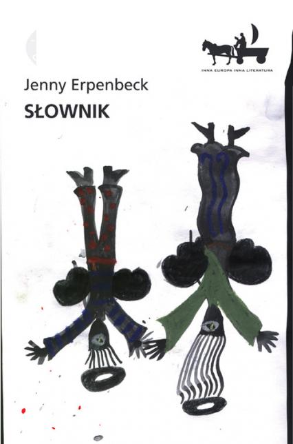 Słownik - Jenny Erpenbeck | okładka