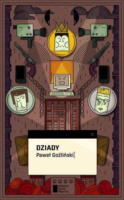 Dziady - Paweł Goźliński | okładka