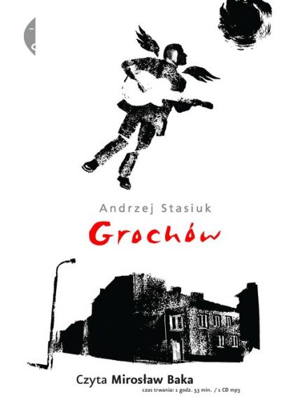 Grochów - Andrzej Stasiuk   okładka