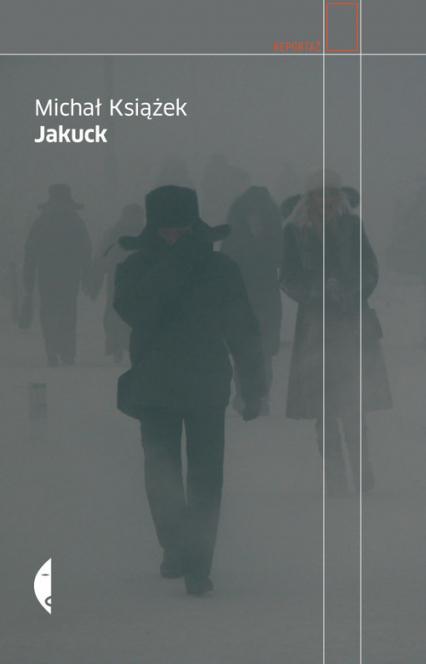 Jakuck - Michał Książek | okładka