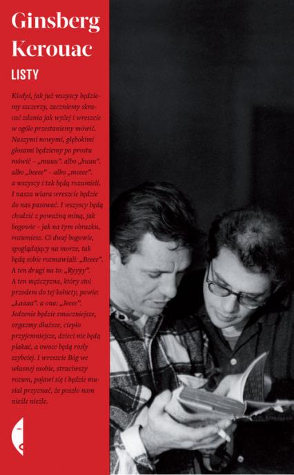 Listy - Jack Kerouac , Allen Ginsberg | okładka