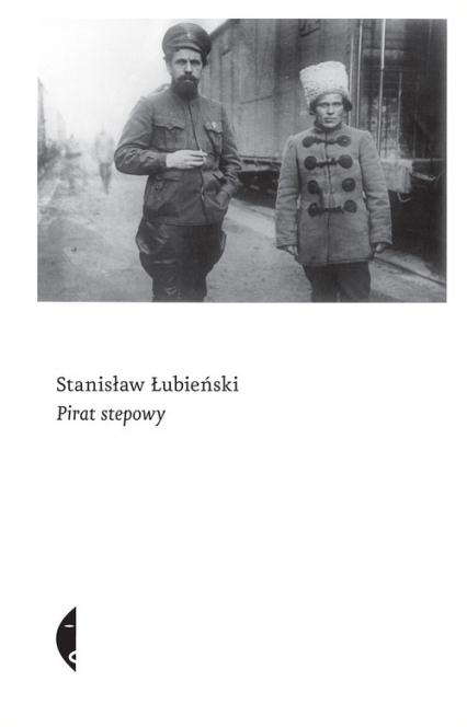Pirat stepowy - Stanisław Łubieński | okładka