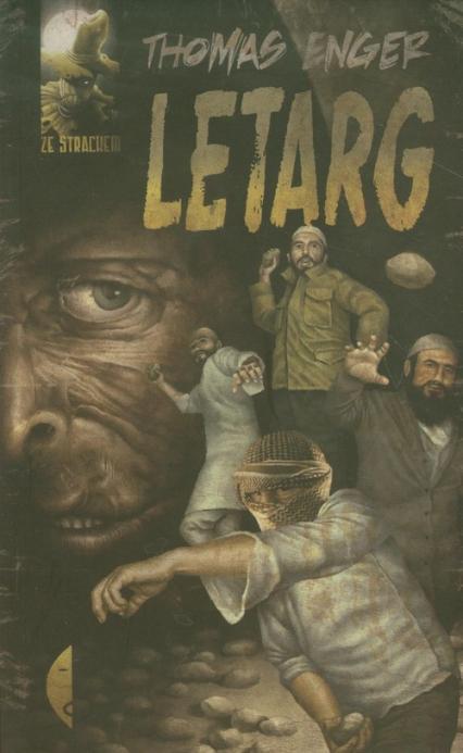Letarg - Thomas Enger | okładka