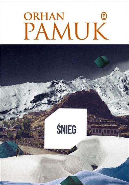 Śnieg - Orhan Pamuk | okładka