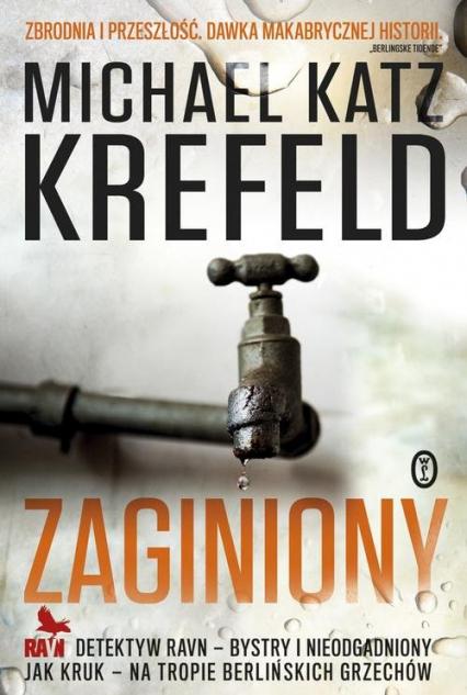 Zaginiony - Krefeld Michael Katz | okładka
