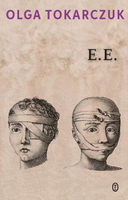 E.E. - Olga Tokarczuk | okładka