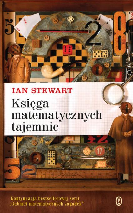 Księga matematycznych tajemnic - Ian Stewart | okładka