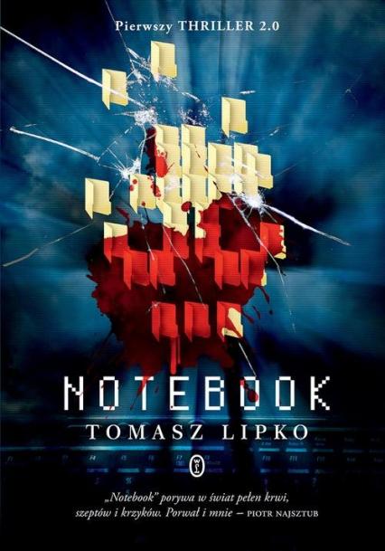 Notebook - Tomasz Lipko | okładka