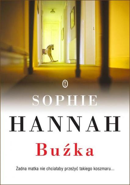 Buźka - Sophie Hannah | okładka