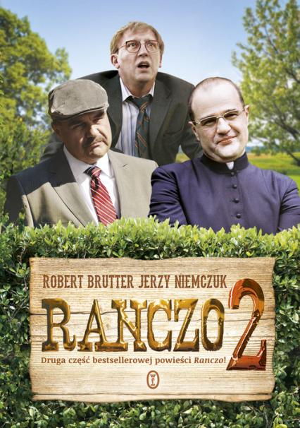 Ranczo 2 - Niemczuk Jerzy, Brutter Robert | okładka