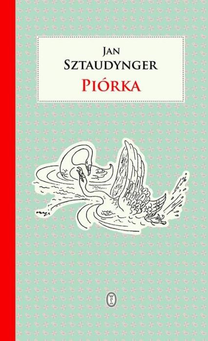 Piórka - Jan Sztaudynger | okładka