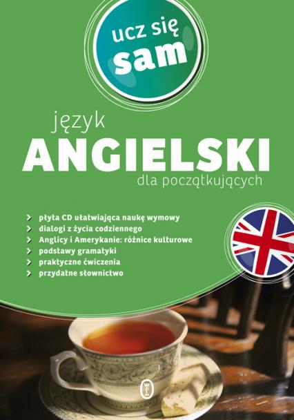Język angielski dla początkujących z płytą CD - Johnston Bill, Rydel-Johnston Katarzyna | okładka