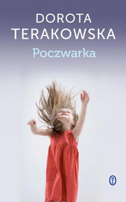 Poczwarka - Dorota Terakowska   okładka