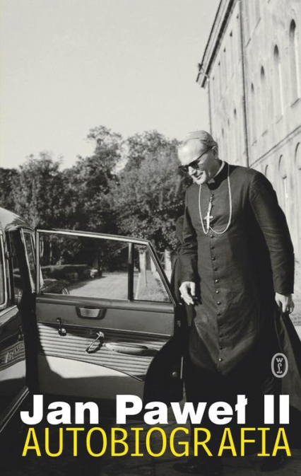 Jan Paweł II. Autobiografia - Jan Paweł II | okładka