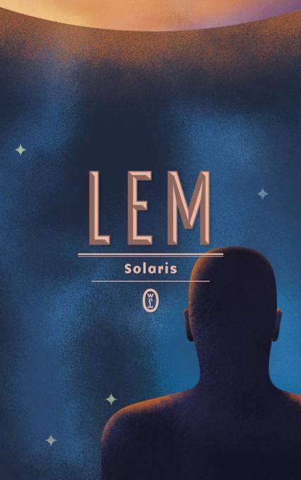 Solaris - Stanisław Lem | okładka