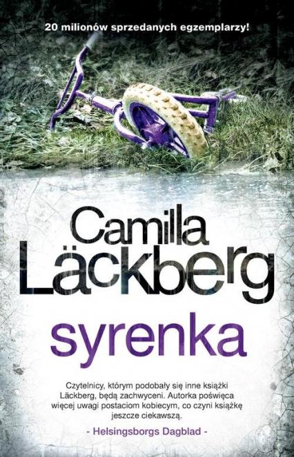 Syrenka - Camilla Lackberg | okładka