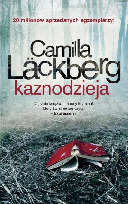 Kaznodzieja. Tom 2 - Camilla Lackberg | okładka