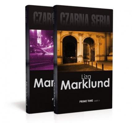Prime time. Część 1 i 2. Pakiet - Liza Marklund   okładka