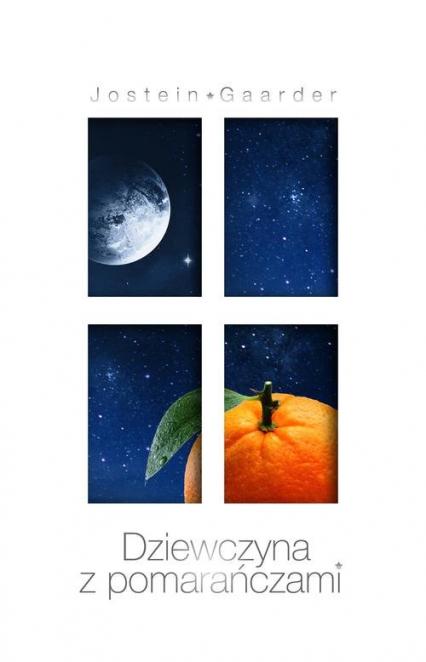 Dziewczyna z pomarańczami - Jostein Gaarder | okładka