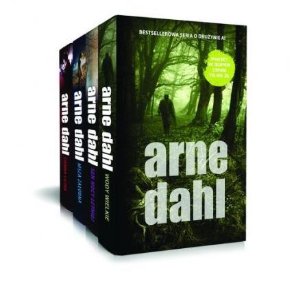 Pakiet Arne Dahl - Arne Dahl | okładka