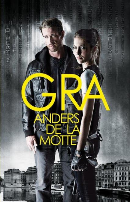 Gra - de la Motte Anders   okładka