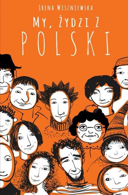 My, Żydzi z Polski - Irena Wiszniewska | okładka