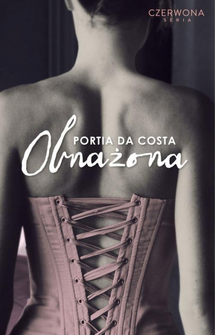 Obnażona - Da Costa Portia | okładka