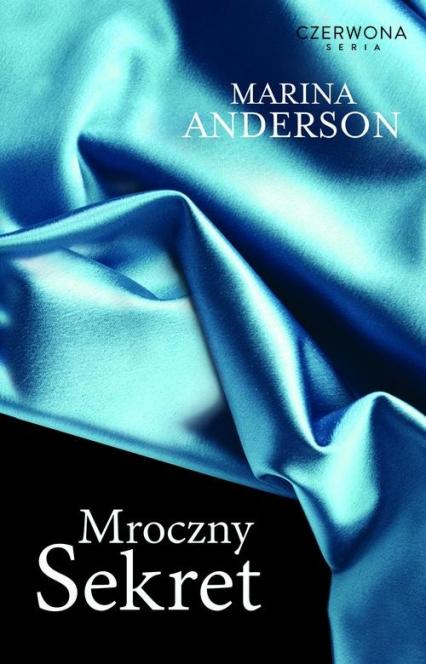 Mroczny Sekret - Marina Anderson | okładka