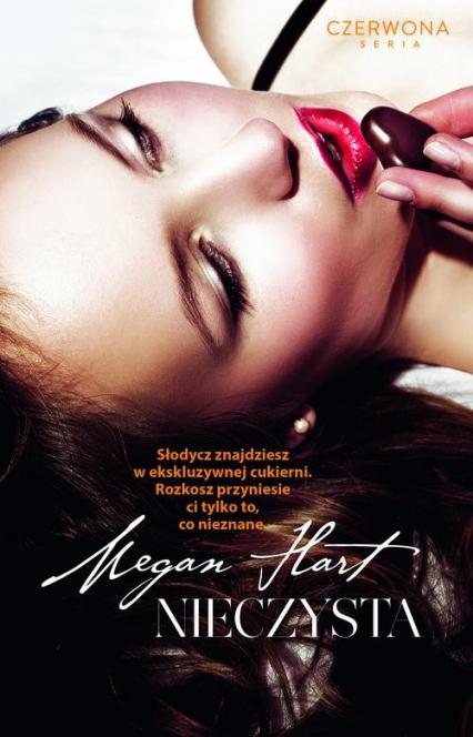 Nieczysta - Megan Hart | okładka